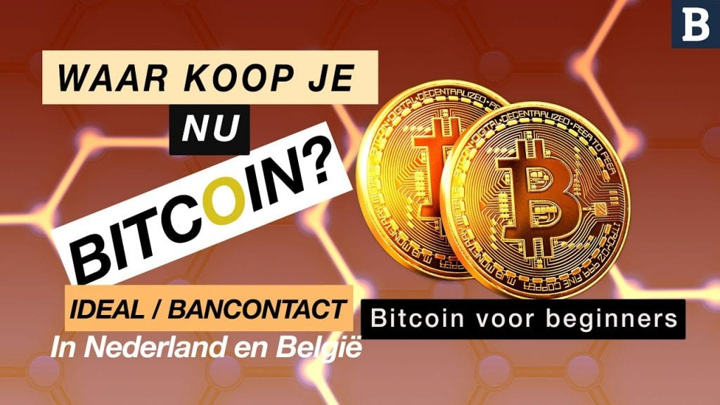 Bitcoins kopen met Bancontact of iDEAL?